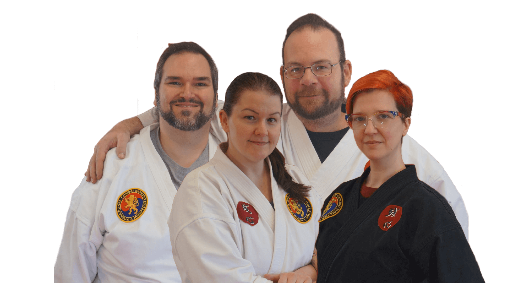 Adult Martial Arts - Self-Defense Students